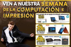 Office Max promociones semana de la computación e impresión