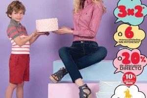 Quincena para Mamás Sears hasta 20% de descuento en ropa, calzado y accesorios