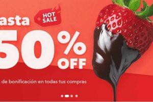 Ofertas de Hot Sale 2017 en Rappi