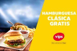 Vips Gratis Molletes, Maletada, Vips Club, Hamburguesa al 2 de Junio