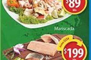 Walmart ofertas de frutas, verduras y carnes del 12 al 14 de mayo