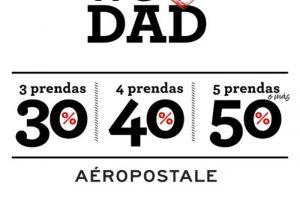 Aeropostale Hasta 50% de descuento en Liverpool y Fábricas de Francia