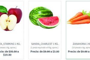 Comercial Mexicana frutas y verduras del campo 13 y 14 de Junio 2017