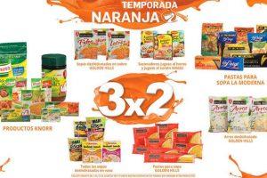 La Comer Folleto Temporada Naranja del 2 al 15 de Junio