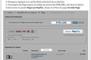 Costco $1000 de Descuento y 12 MSI al Pagar con PayPal