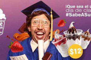 Cupon McDonald's Sundae a $12 pesos 9 de Junio 2017