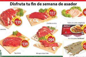 Ofertas de carnes, frutas y verduras Walmart del 16 al 18 de Junio 2017