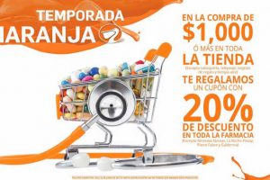Folleto de ofertas Temporada Naranja La Comer del 16 al 22 de junio 2017