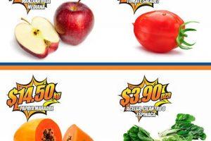 Frutas y Verduras Chedraui 6 y 7 de Junio de 2017