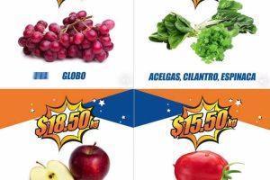 Frutas y Verduras Chedraui 27 y 28 de Junio de 2017