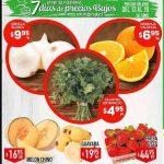 Frutas y Verduras HEB del 13 al 15 de Junio de 2017