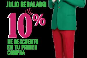 Julio Regalado 2017 en Soriana 10% de descuento en Tienda en Línea