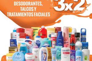 La Comer Temporada Naranja 3×2 en cremas, desodorantes y tratamientos