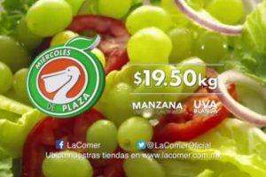 Frutas y Verduras Miércoles de Plaza La Comer 7 de Junio 2017