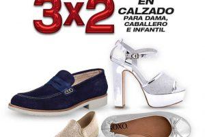 Sears 3×2 en calzado para dama, caballero e infantil del 15 al 19 de junio