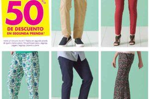 Suburbia 50% de descuento en todos los pantalones