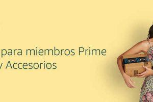 Amazon Prime Day 30% de descuento en ropa, calzado y accesorios 6 de Julio