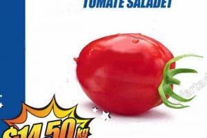 Frutas y Verduras Chedraui 11 y 12 de Julio de 2017