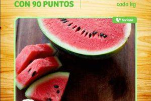 Frutas y Verduras Soriana 11 y 12 de Julio de 2017