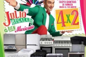 Folleto de ofertas Julio Regalado y Soriana Mercado