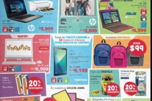 Office Depot catalogo de ofertas del 1 al 31 de julio 2017