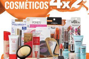 Temporada Naranja La Comer 4×2 en cosméticos del 26 de julio al 2 de agosto