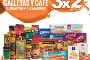 La Comer Temporada Naranja 2017 3×2 en todas las galletas y cafés