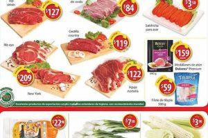 Walmart ofertas en frutas, verduras y carnes del 14 al 16 de julio