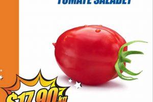 Frutas y Verduras Chedraui 8 y 9 de agosto de 2017