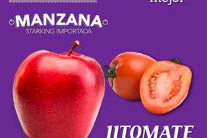 La Comer Frutas y Verduras Miércoles de Plaza 30 de Agosto 2017