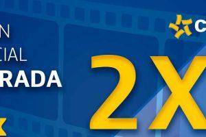 Movistar 2×1 en Cinépolis, Benedettis, Six Flags al hacer recargas