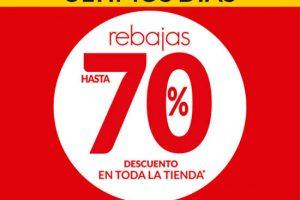 The Home Store rebajas de hasta 70% de descuento en toda la tienda