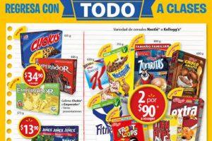 Walmart catálogo de ofertas regreso a clases del 16 al 31 de agosto