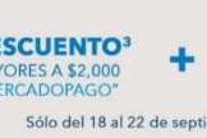 Best Buy Cupón de $500 de Descuento con Mercado Pago