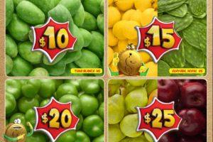 Bodega Aurrera frutas y verduras tiánguis de mamá lucha 1 al 7 de septiembre