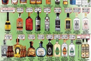 Bodegas Alianza ofertas de vinos y licores al 17 de septiembre 2017