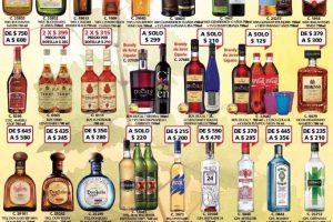 Bodegas Alianza ofertas de vinos y licores del 19 de septiembre al 1 de octubre