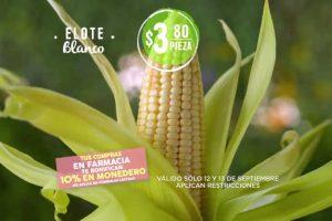 Comercial Mexicana: frutas y verduras del campo 12 y 13 de Septiembre 2017