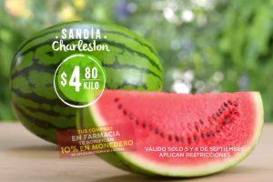 Comercial Mexicana frutas y verduras del campo 5 y 6 de Septiembre2017