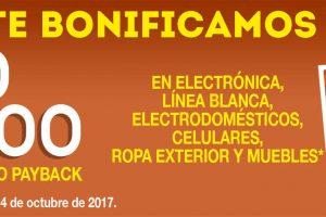 Comercial Mexicana $200 de Bonificación en Celulares, Electrónica, Línea Blanca y más