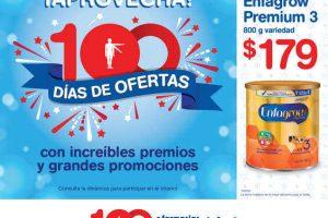 Farmacias Benavides 100 días de ofertas del 11 al 14 de septiembre 2017