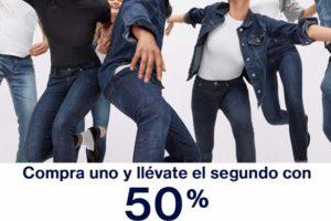 GAP 50% de Descuento en Segunda Prenda