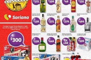 Jueves Cervecero Soriana 14 de septiembre 2017
