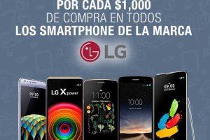 La Comer: $300 en Monedero Naranja por cada $1,000 en celulares LG