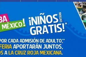 La Feria de Chapultepec Niños Entran Gratis hasta el 1 de Octubre