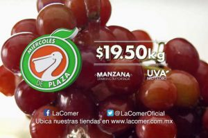 Miércoles de Plaza La Comer 6 de septiembre 2017