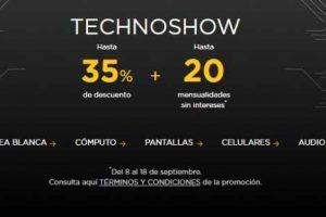 Palacio de Hierro Ofertas de Technoshow