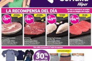 Ofertas Soriana Hiper y Super folleto de fin de semana al 2 de octubre