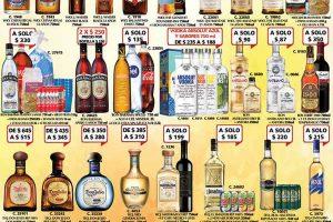 Bodegas Alianza: ofertas de vinos y licores del 19 al 29 de octubre 2017