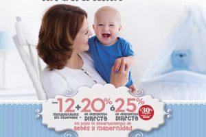 Días de Maternidad y Bebés Sears 25% de descuento directo